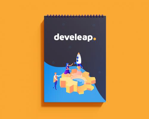 develeap Notepad A5