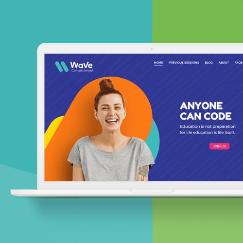 wave web